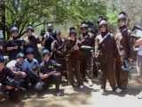 Paintball Group at CryWolf