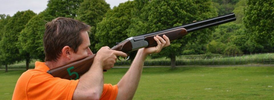 Laser Clay Pigeon Shooting Basics