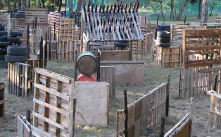 Village Paintball Field 07